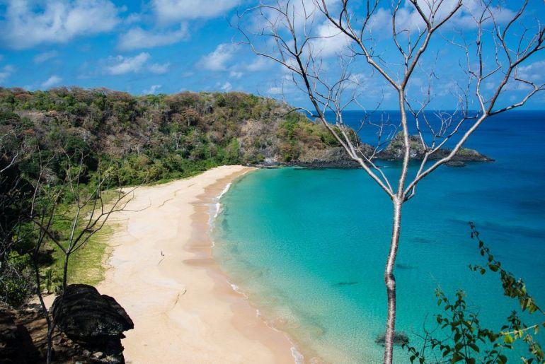 Viajar a las mejores playas, Baia do Sancho