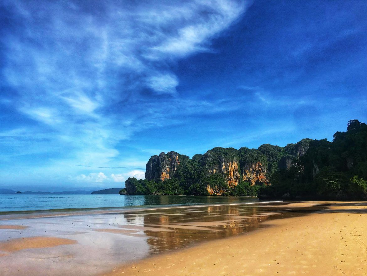 Visitar Railay Beach