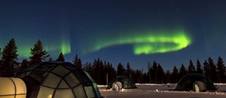 Kakslauttanen Artic Resort, uno de los mejores hoteles del mundo