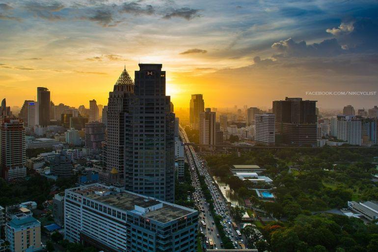 panoramica bangkok