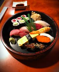 viajar a Tokio, Sushi