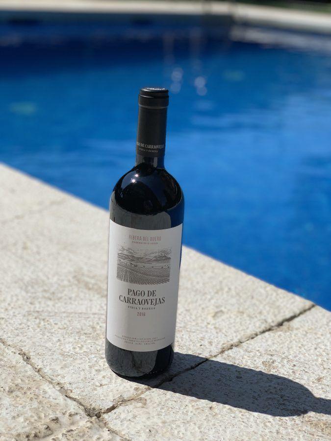 vinos para el verano. pago de carraoveja