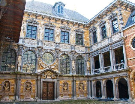visitar amberes. casa museo Rubens
