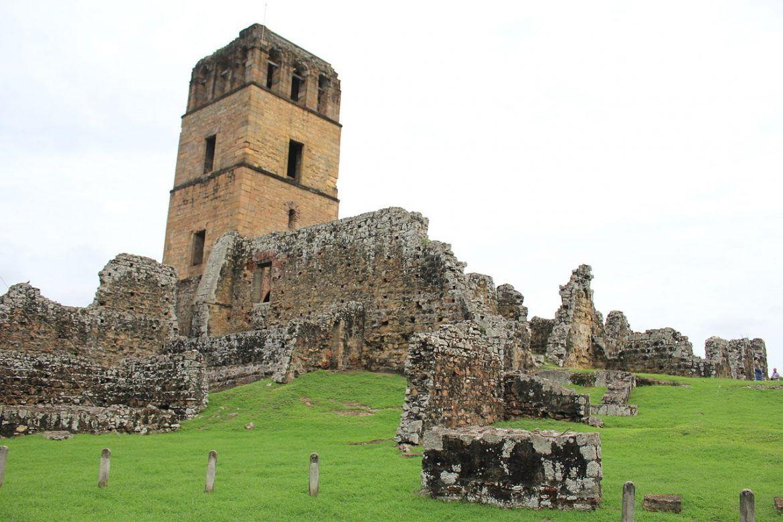 visitar ciudad de panamá. panama viejo