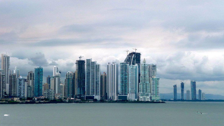 visitas en ciudad de panama. distrito financiero
