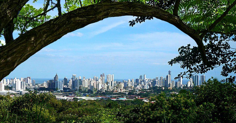 visitas en ciudad de panama. parque metropolitano