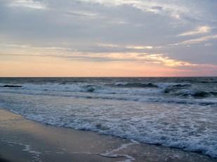 Sunrise on Pawleys Island
