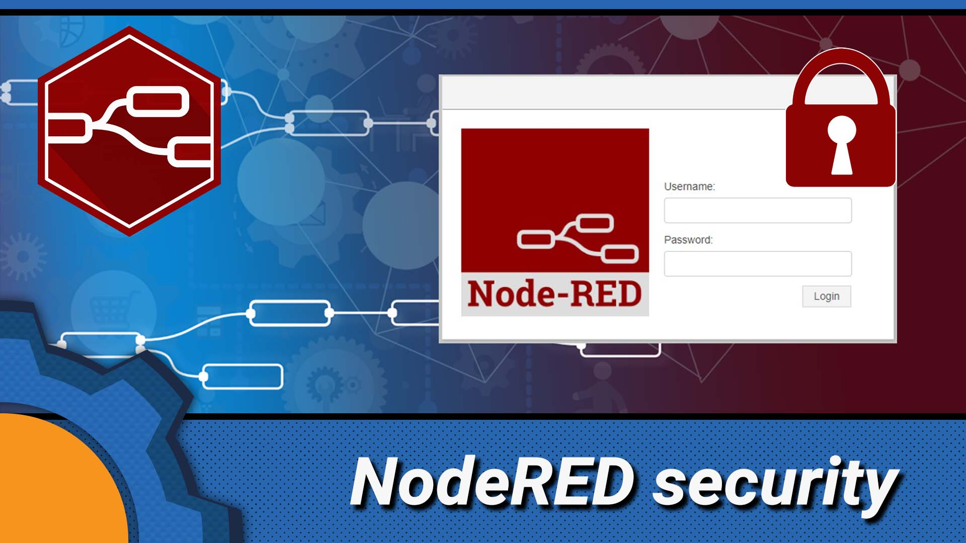 Node-red System Command