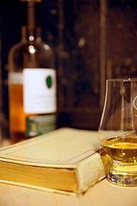 Whisky und Literatur