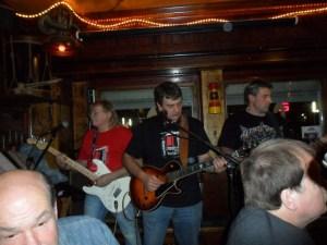 backdoor BluesBand beim letztjährigen Konzert
