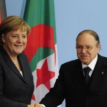 Merkel en Argelia para reforzar lazos bilaterales. — El Confidencial Saharaui