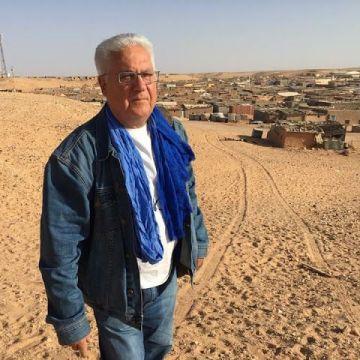 «Me di de baja del PSOE porque no podía pertenecer a un partido que traicionaba al pueblo saharaui» —  Carlos Cristóbal en El Confidencial Saharaui