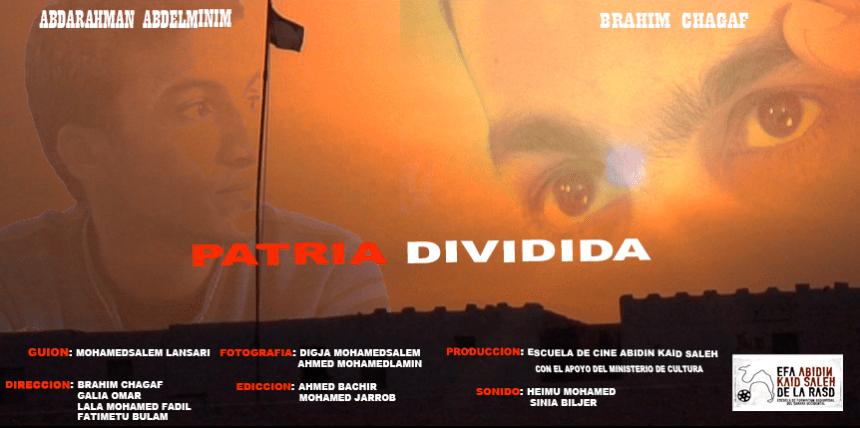 Recuerdos de la #EscuelaCineSahara para la memoria del #CinemaSaharaui (álbum 16 – Patria dividida, primer largometraje saharaui)