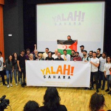 Nace 'Yalah! Sáhara' para «romper el silencio» sobre conflicto saharaui