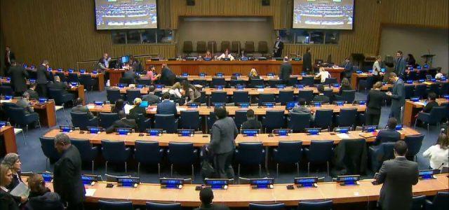 La descolonización del Sáhara Occidental y el tour de los operadores de Marruecos en la ONU contra la independencia saharaui. | werken rojo