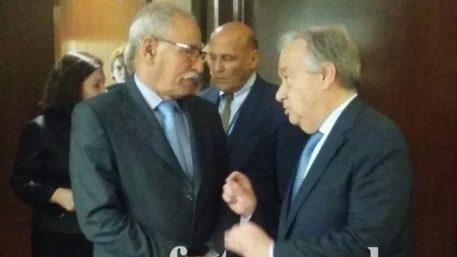 Resumption of negotiations between Polisario Front-Morocco: Guterres underlines MINURSO's key role | Sahara Press Service