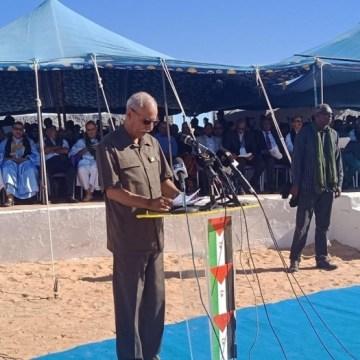 «L'unité nationale est une histoire remarquable dans la lutte du peuple sahraoui» (Président de la République) — Sahara Press Service