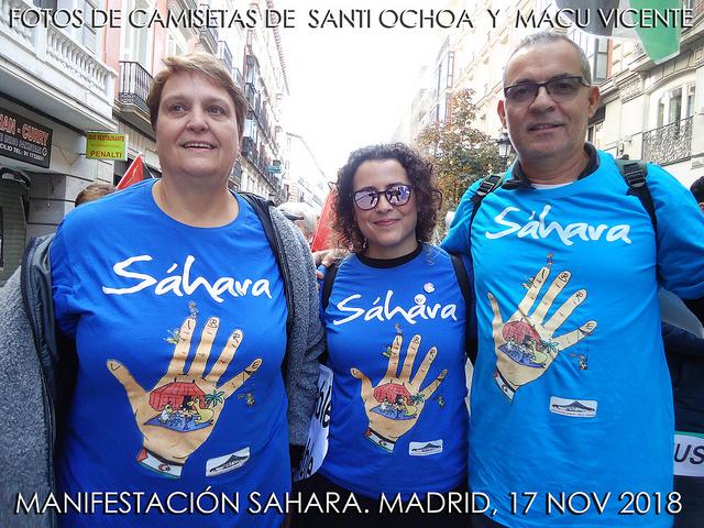 ⚡️ 🇪🇭 La #ActualidadSaharaui HOY, 20 de noviembre de 2018 🇪🇭