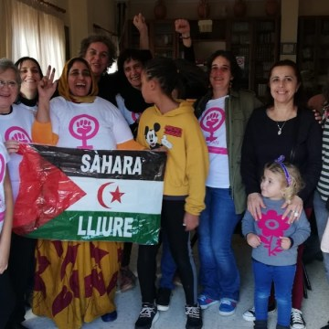 UNMS | UNIÓN NACIONAL DE MUJERES SAHARAUIS.: Mujeres Saharauis contra la violencia machista , contra todas las formas de violencia