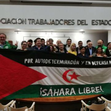Argentina: la CTA ratifica su apoyo a la causa del pueblo saharaui — Voz del Sahara Occidental en Argentina