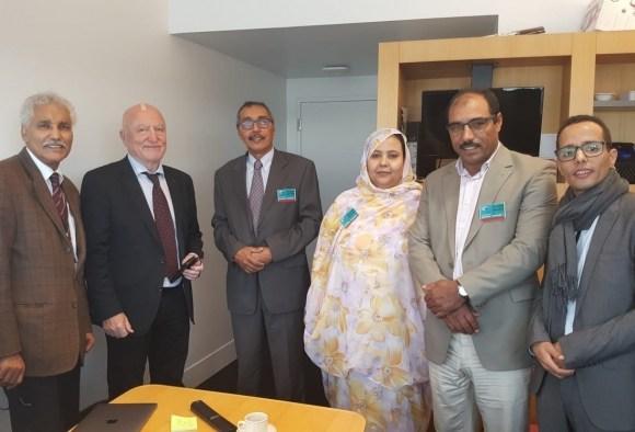 El presidente del Consejo Nacional Saharaui llega a Estrasburgo para reuniones con miembros del PE y sus diversas comisiones sobre el acuerdo de pesca UE-Marruecos | Sahara Press Service