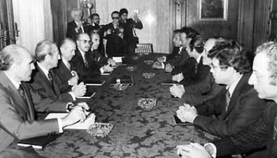 El Acuerdo Tripartito de Madrid y la traición española a los saharauis | Sahara Press Service