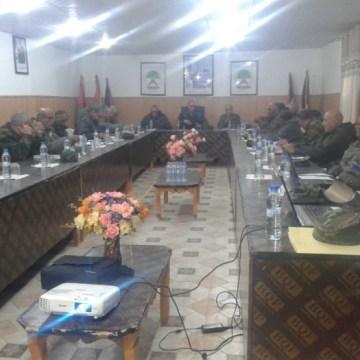 President of Republic chairs meeting of SPLA General Staff | Sahara Press Service