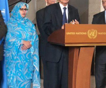Ginebra: Negociación entre el Frente Polisario y Marruecos debe aplicar las Resoluciones de la ONU sobre el derecho saharaui a la autodeterminación. En Chile piden apurar Referéndum de Autodeterminación. | werken rojo