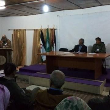 Le ministère des Affaires étrangères organise une journée d'étude sur les droits de l'homme   Sahara Press Service