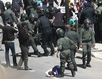 Equipe Media y la Plataforma Valenciana de Solidaridad con el Sahara denuncian el ataque a periodistas por parte de Marruecos / La represión (silenciada) en el Sáhara occidental – Rebelión