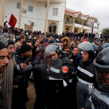 Rapport mondial 2019: Maroc/Sahara occidental   Human Rights Watch