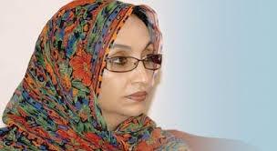 Aminetu Haidar asegura que las represalias contra una delegación de activistas saharauis ilustran claramente la situación de los derechos humanos en las ZZ.OO del Sahara Occidental   Sahara Press Service