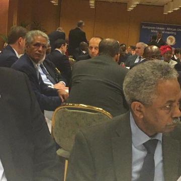 La République sahraouie participe à Bruxelles à la réunion des ministres des AE de l'UA et- l'Union européenne | Sahara Press Service