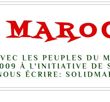 Solidarité Maroc التضامن المغرب: Le blog Solidmar fête son dixième anniversaire !