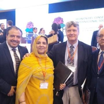UNMS | UNIÓN NACIONAL DE MUJERES SAHARAUIS.: Consejo de la Internacional Socialista ,expresa su apoyo al llamamiento hecho por las Naciones Unidas a las partes en conflicto, Marruecos y F.Polisario