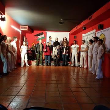 En movimiento por el pueblo saharaui — Liga de Estudiantes y Jóvenes Saharauis en el Estado Español