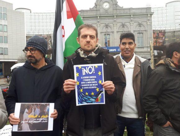 EQUO denuncia que la UE implica a los consumidores en la ocupación ilegal del Sáhara Occidental | EQUO