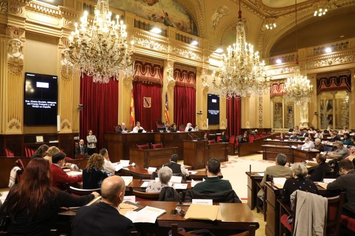 """El Parlament balear acoge la """"XXIII Conferencia de intergrupos parlamentarios de apoyo al pueblo saharaui""""   Sahara Press Service"""