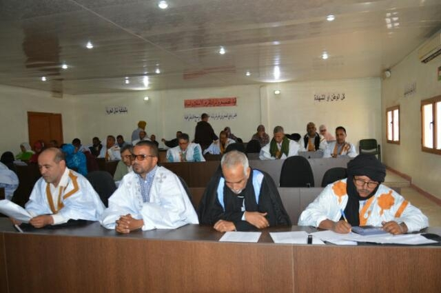 Government presents its 2019 program of action before National Council | Sahara Press Service