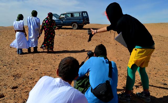 Proyectaremos «Western: Sáhara» en el Espacio Sirigaita de Lisboa –lefthandrotation