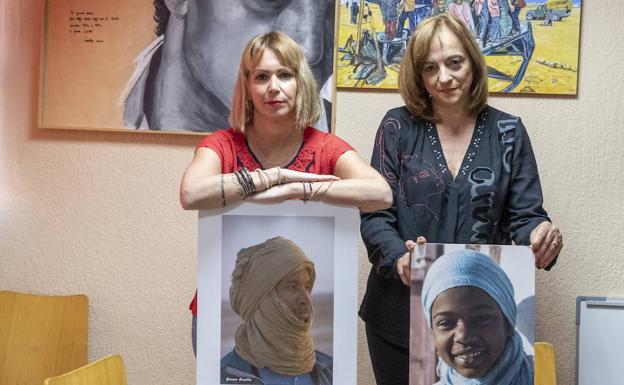 «Todavía faltan 40 familias de acogida para los niños saharauis que vendrán este verano a Granada»   Ideal