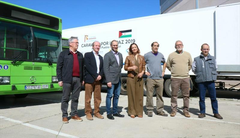 Autobuses de Aucorsa con parada en Tinduf / diario-cordoba
