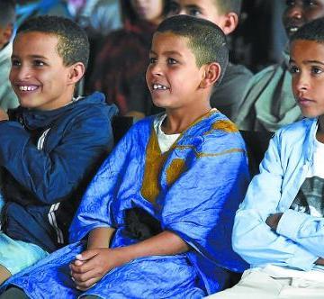 20 familias de acogida para menores saharauis, el nuevo reto de Tolosaldea   El Diario Vasco
