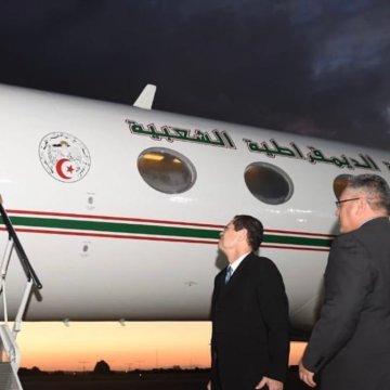 Brahim Gali , llega a Sudáfrica para la conferencia internacional del #SADC de apoyo al pueblo saharaui