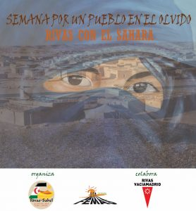 SEMANA POR UN PUEBLO EN EL OLVIDO. Del 1 al 7 de ABRIL. RIVAS CON EL SÁHARA. – Rivas-Sahel