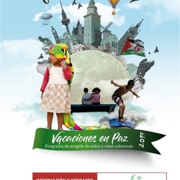 """Toledo: """"Comparte su ilusión"""" – Vacaciones en Paz – CEAS-Sahara"""
