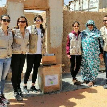 Médicos de Sevilla viajan a los campamentos saharauis y atienden a más de mil pacientes