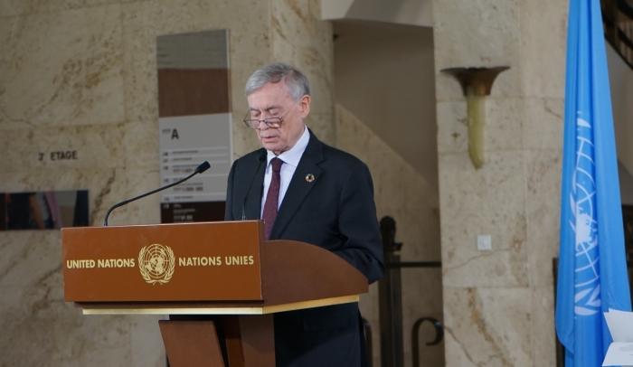 Horst Kohler reafirma el apego de la ONU al derecho del pueblo saharaui a la autodeterminación | Sahara Press Service