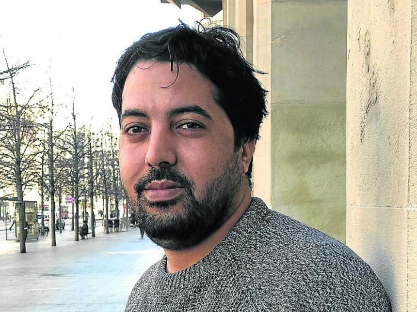 Ahmed Brahim Ettanji: «Nuestra apuesta contra la violencia marroquí es actuar pacíficamente – heraldo-es