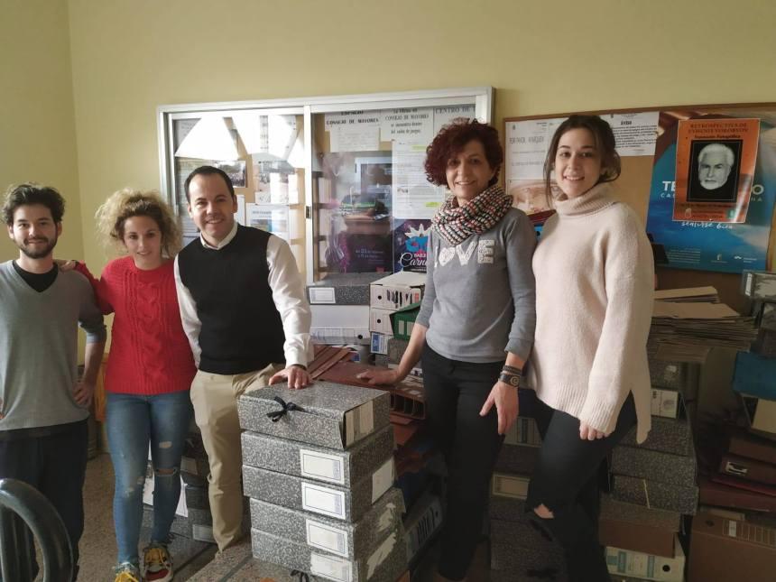 Entrega de material reutilizable a la Asociación Amigos del Pueblo Saharaui «El Ulai»